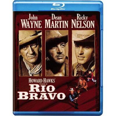 Rio Bravo (Blu-ray)(2015)