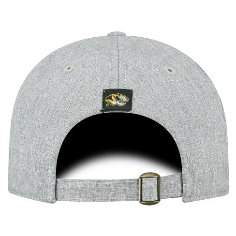 e8864c189ef Missouri Tigers Baseball Hat Grey   Target