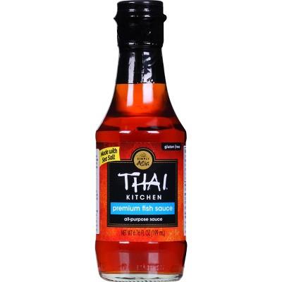 Thai Kitchen Premium Fish Sauce - 6.76 fl oz