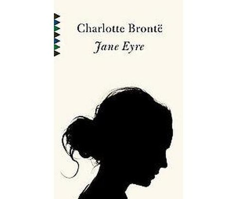 Jane Eyre (Reprint) (Paperback) (Charlotte Bronte) - image 1 of 1
