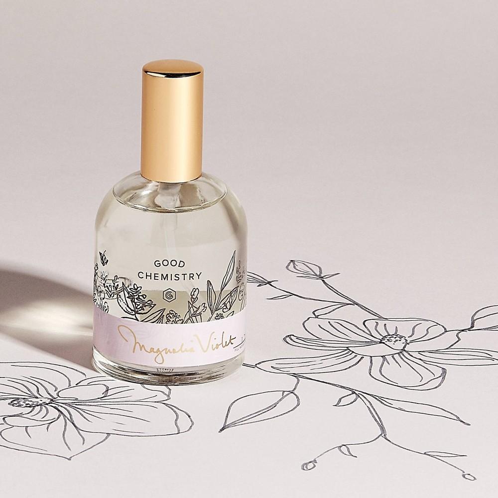 Magnolia Violet by Good Chemistry™ Eau de Parfum Women's Perfume - 1.7 fl oz.