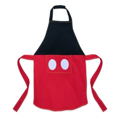 Disney Mickey Mouse Kids Cooking Apron