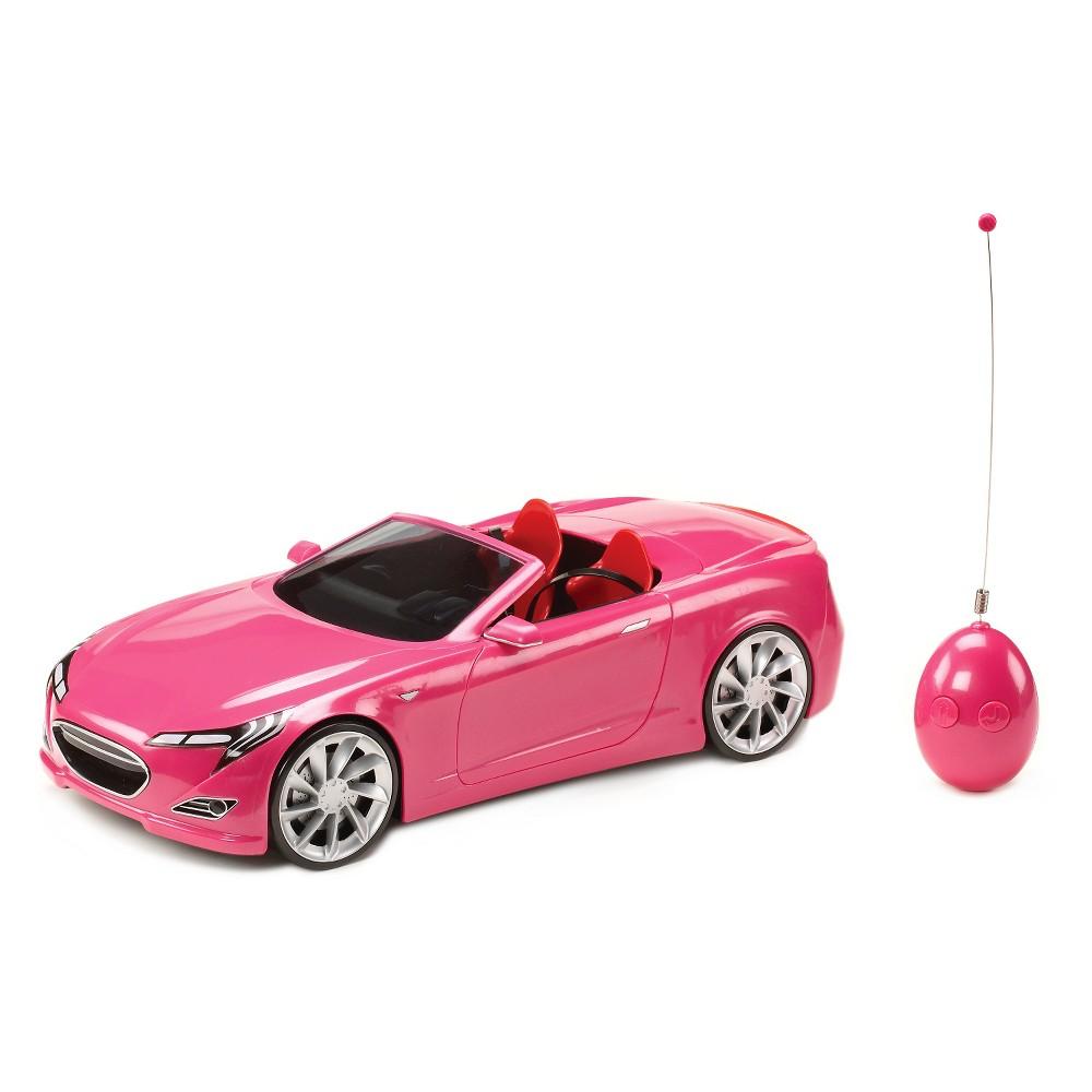 Bratz Doll RC Car- Electric Pink
