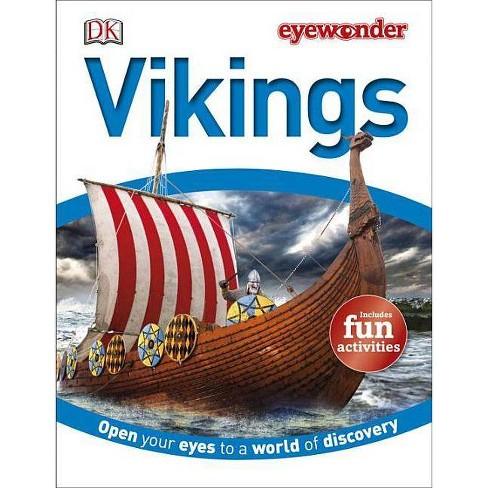 Eye Wonder: Vikings - (Hardcover) - image 1 of 1