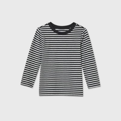 Toddler Boys' Long Sleeve Crew Neck T-Shirt - Cat & Jack™