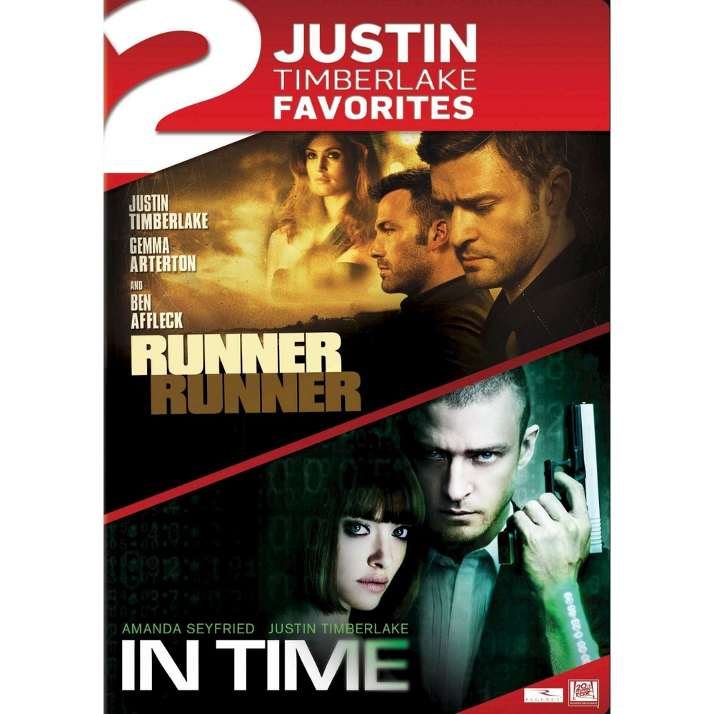 Runner Runner/In Time (2 Discs) (dvd_video)