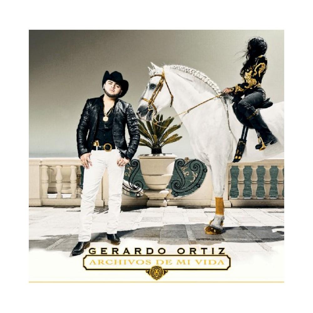 Gerardo Ortiz - Archivos de Mi Vida (CD)