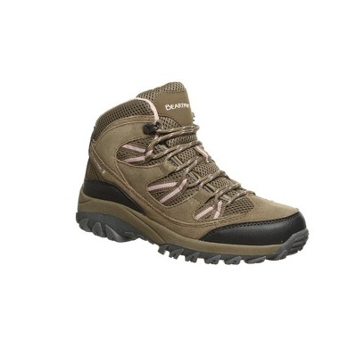 Bearpaw Women's Tallac Apparel Hiking Shoes | Natural | Brown | Size 09.0