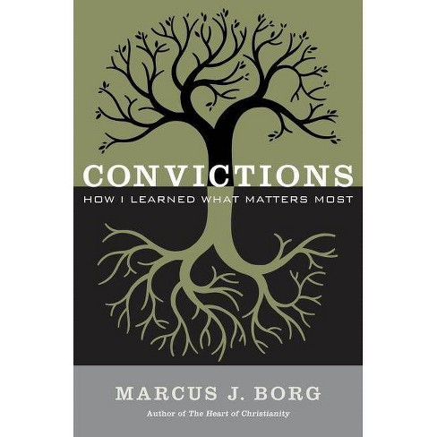 Convictions - by  Marcus J Borg (Paperback) - image 1 of 1