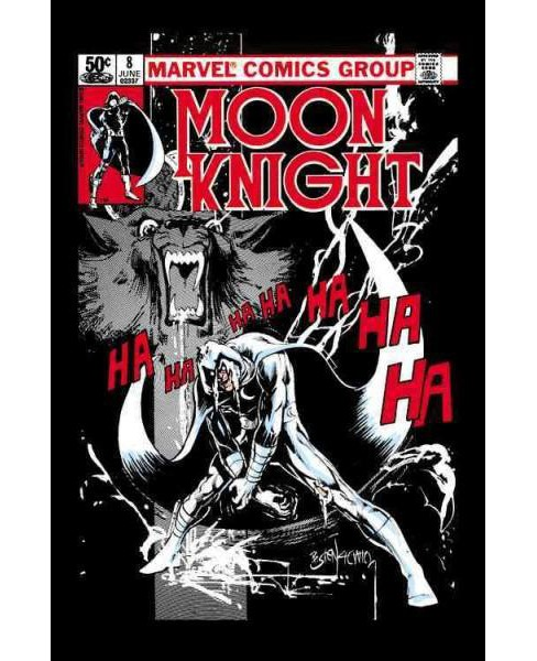 Epic Collection Moon Knight : Shadows of the Moon (Paperback) (Doug Moench & Jack C. Harris) - image 1 of 1