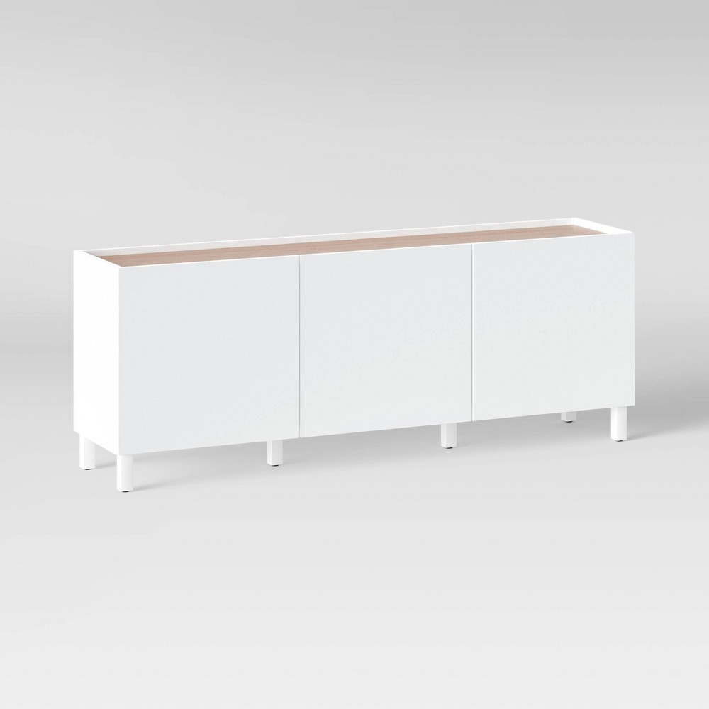 70 34 Tv Stand White Project 62 8482