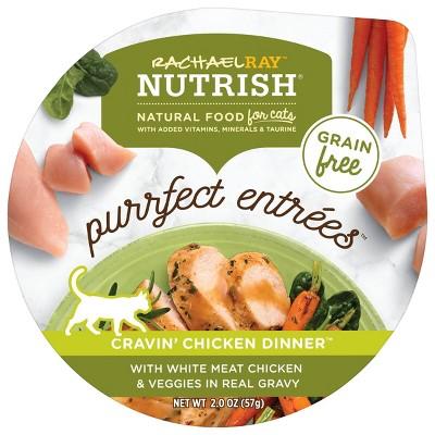 Cat Food: Rachael Ray Nutrish Purrfect Entrées