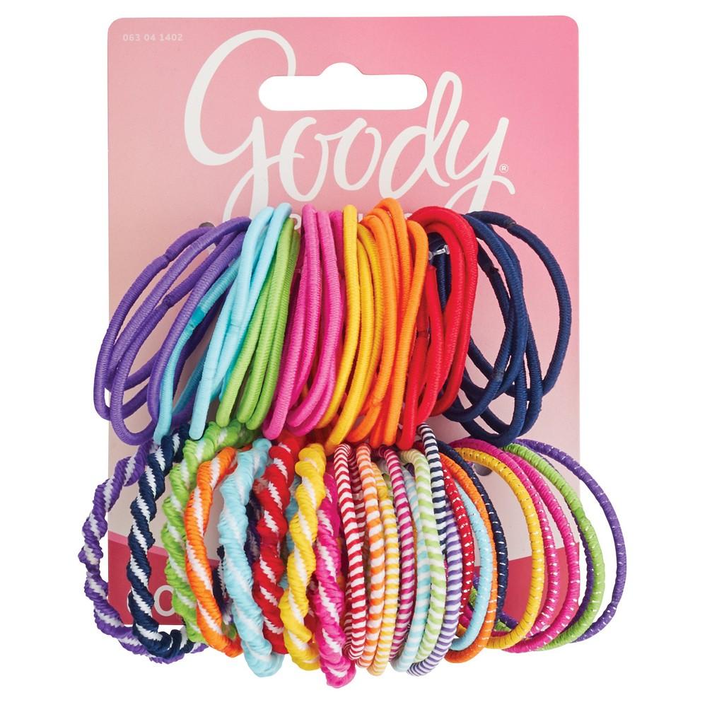 Image of Goody Girls Mixed Elastics - Bright