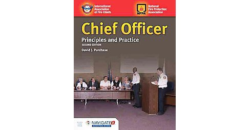Chief Officer : Principles and Practice (Paperback) (David J.  Purchase) - image 1 of 1
