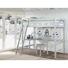 Loft Bed With Crib Target