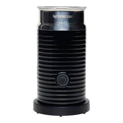 Nespresso Refurbished Aeroccino 3 Frother Black
