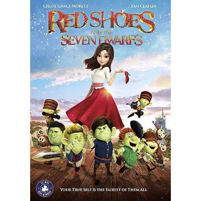 Red Shoes & The Seven Dwarfs (DVD)(2020)