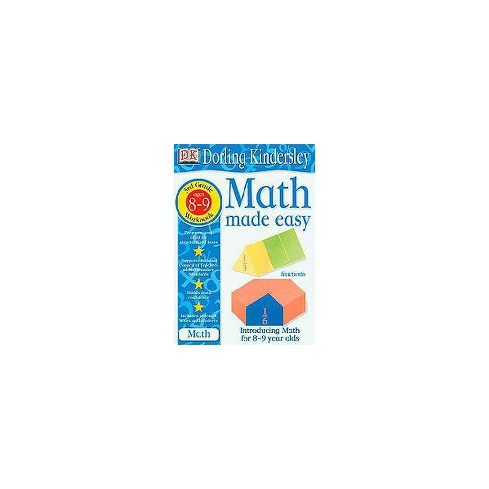 Math Made Easy : Grade 3 (Workbook) (Paperback) (Sean McArdle)