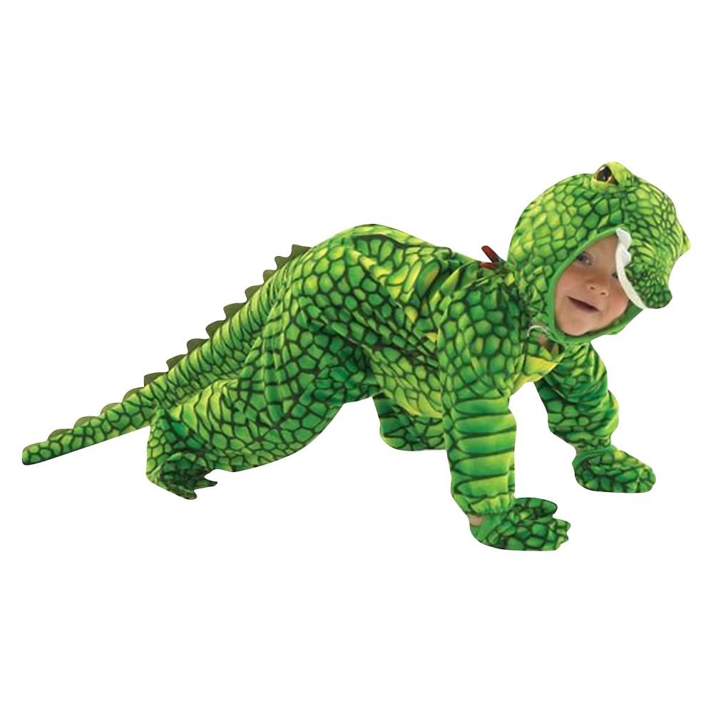 Baby Alligator Costume 18-24 Months, Infant Unisex, Size: 18-24M, Green