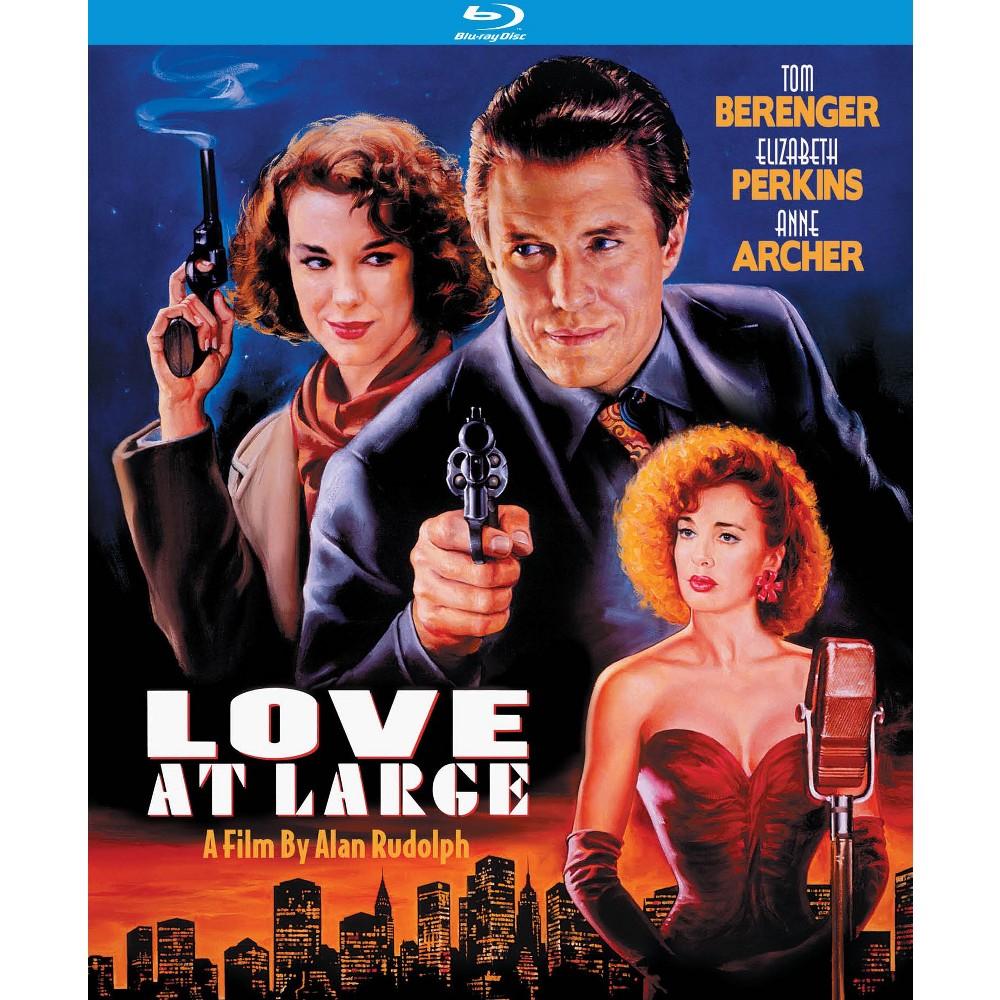 Love At Large (Blu-ray), Movies