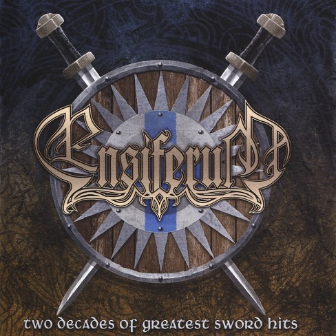 Ensiferum - Two decades of greatest sword hits (CD) - image 1 of 1