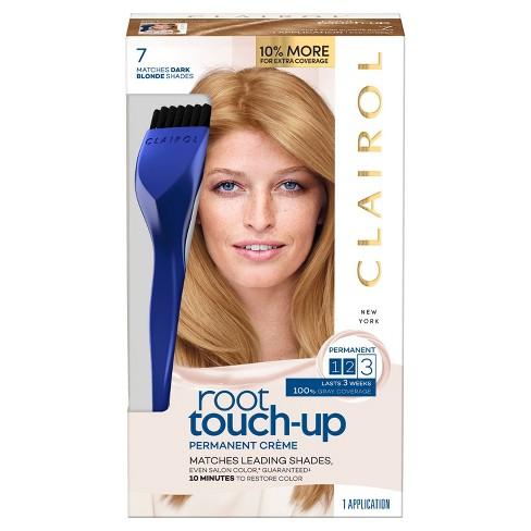 Nice N Easy Clairol Root Touch Up 7 Dark Blonde 1 Kit Target