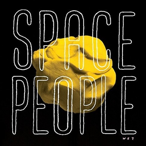 Space People - Wet (Vinyl) - image 1 of 1