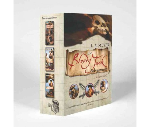 Bloody Jack Adventures (Reprint) (Paperback) (L. A. Meyer) - image 1 of 1