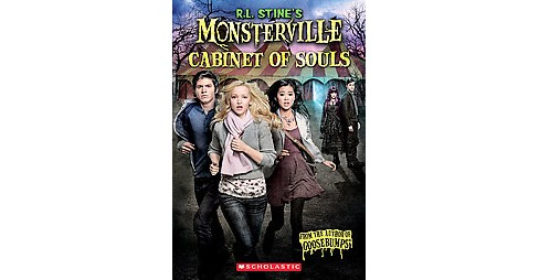 Cabinet of Souls (Reprint) (Paperback) - image 1 of 1