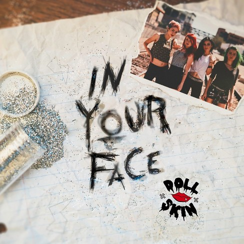 Doll skin - In your face (Again) (Vinyl) - image 1 of 1