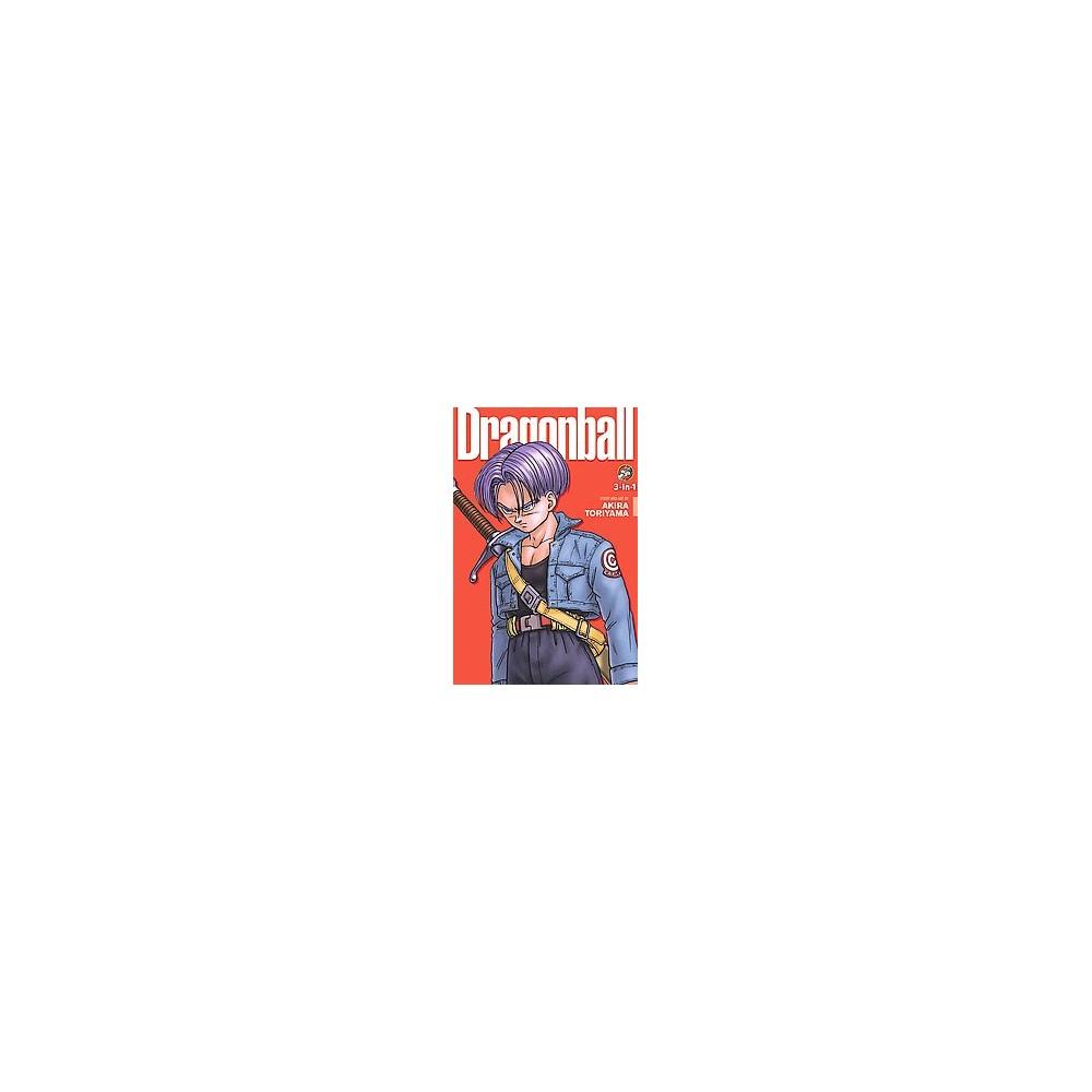 Dragon Ball 10 : 3-in-1 Edition (Combined) (Paperback) (Akira Toriyama)