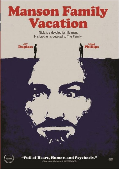 Manson family vacation (DVD) - image 1 of 1