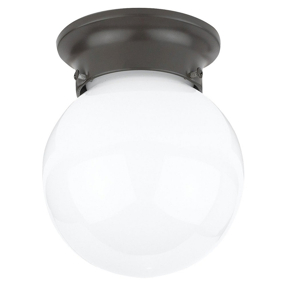 Image of Sea Gull Lighting Ceiling Lights - Black/Clear