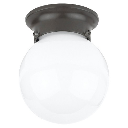 Sea Gull Lighting Ceiling Lights - Black/Clear - image 1 of 2
