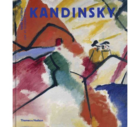 Kandinsky : The Elements of Art (Hardcover) (Philippe Sers) - image 1 of 1