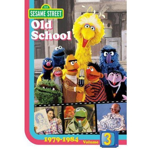 Sesame Street Old School Volume 3 1979-1984 (DVD) - image 1 of 1