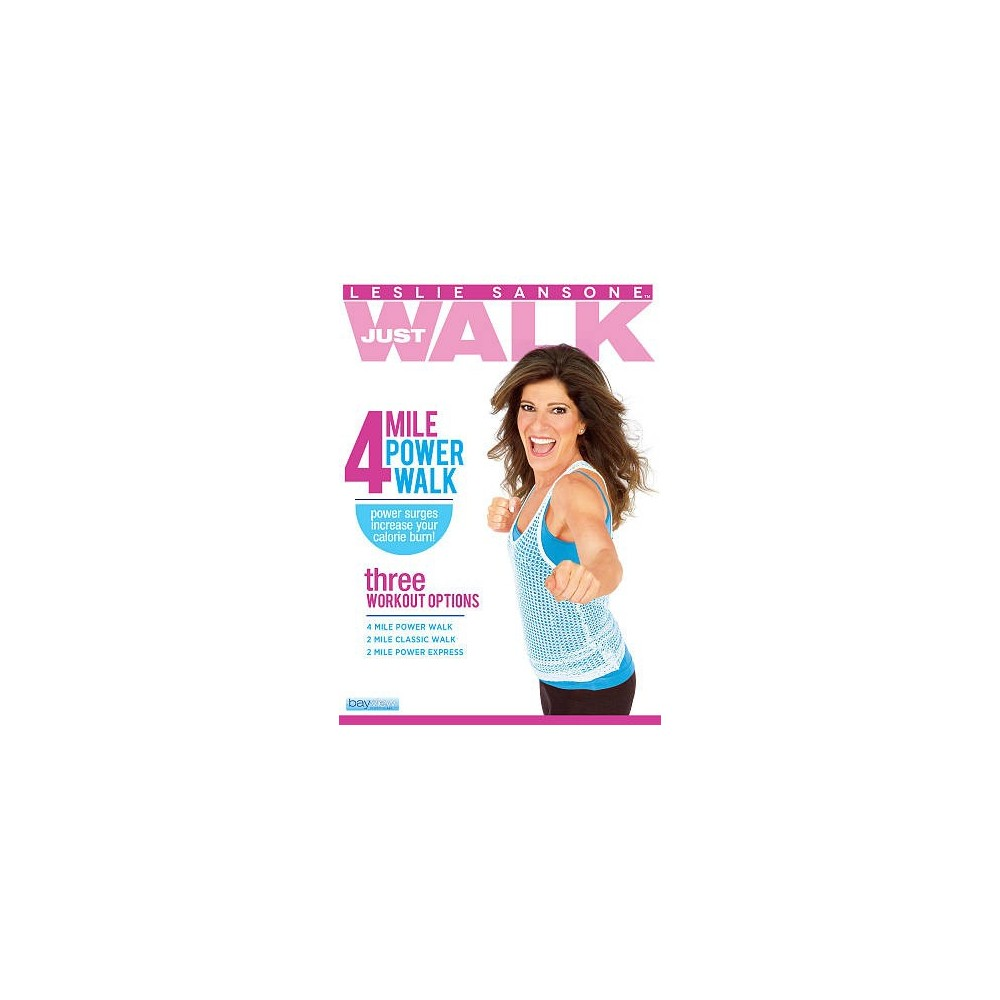 Leslie Sansone:4 Mile Power Walk (Dvd)