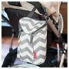 Skip Hop Grab and Go Double Bottle Bag - Chevron - image 3 of 4