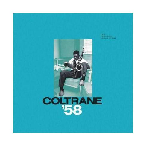 John Coltrane - Coltrane '58: Prestige Recordings (CD) - image 1 of 1