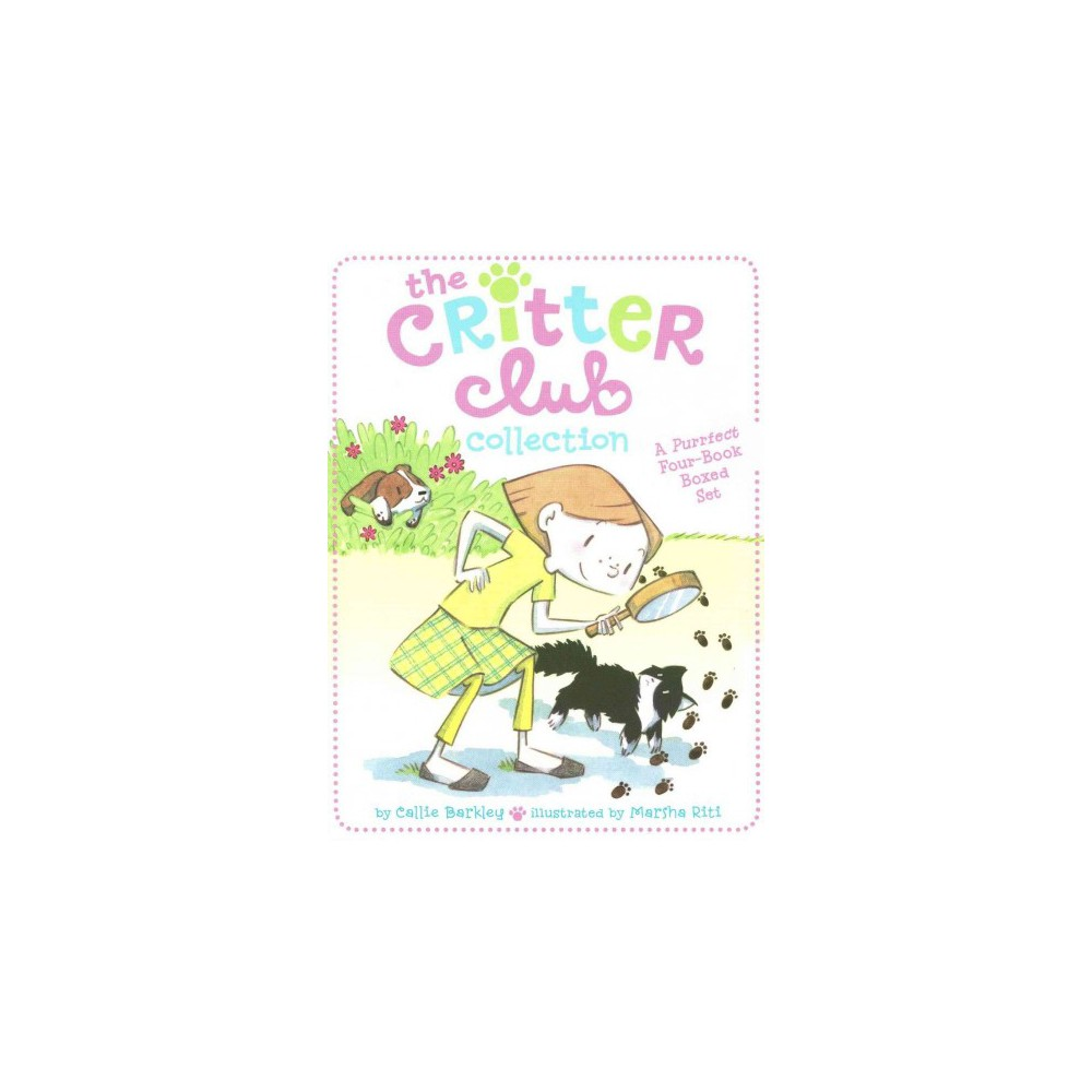 The Critter Club Collection ( Critter Club) (Paperback)