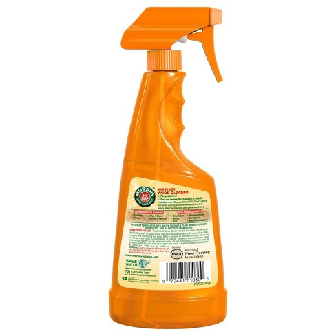 Murphy Clean Shine Multi Use Oil Soap Wood Cleaner 22oz Target
