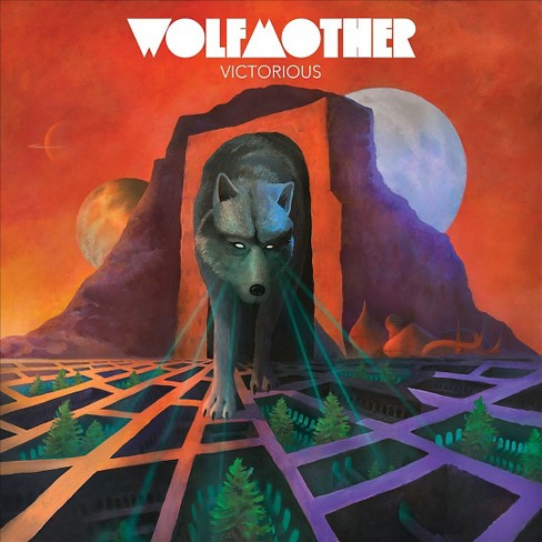 Wolfmother - Victorious (Vinyl) - image 1 of 1