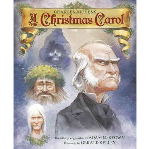 Christmas Carol (Library) (Charles Dickens) - image 1 of 1