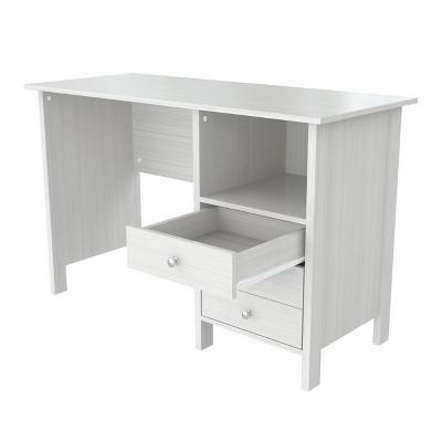 Computer Desk Washed Oak - Inval