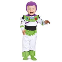 Baby Deluxe Disney Toy Story Buzz Lightyear Halloween Costume Jumpsuit