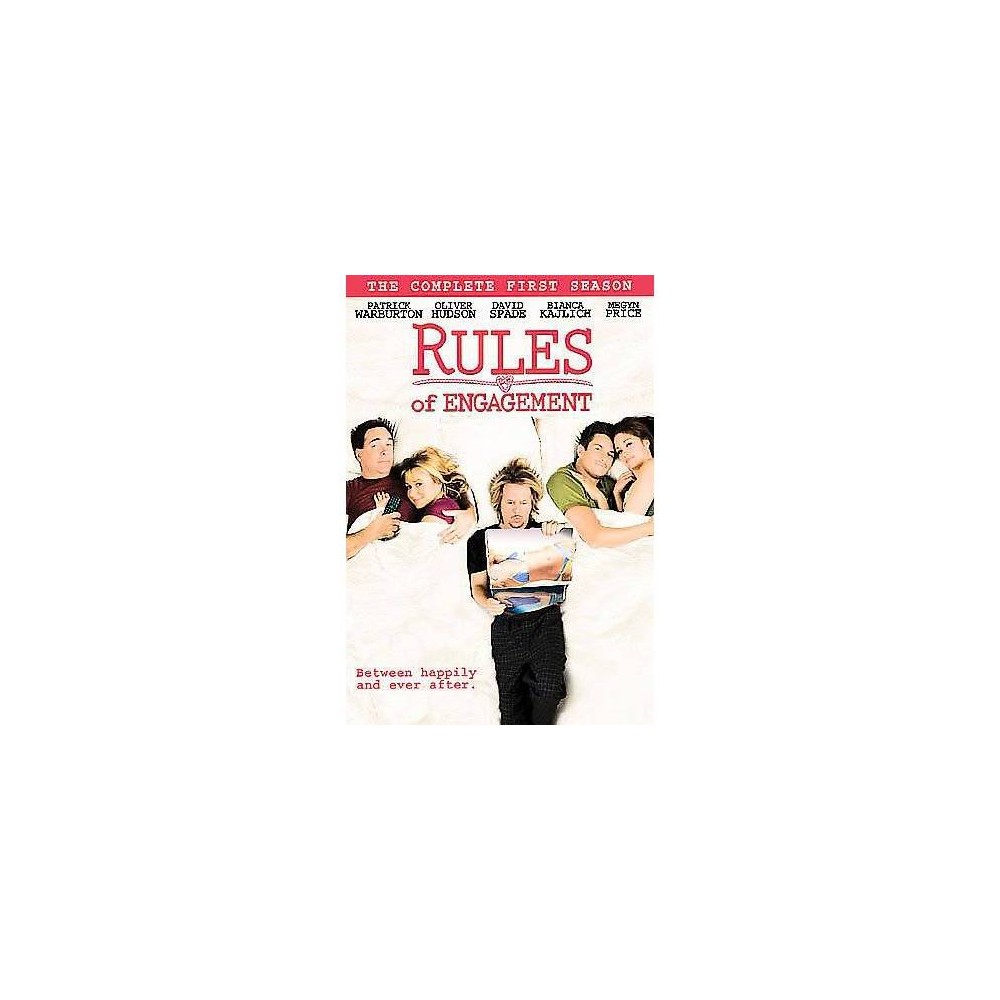 Rules Of Engagement:Season 1 (Dvd)