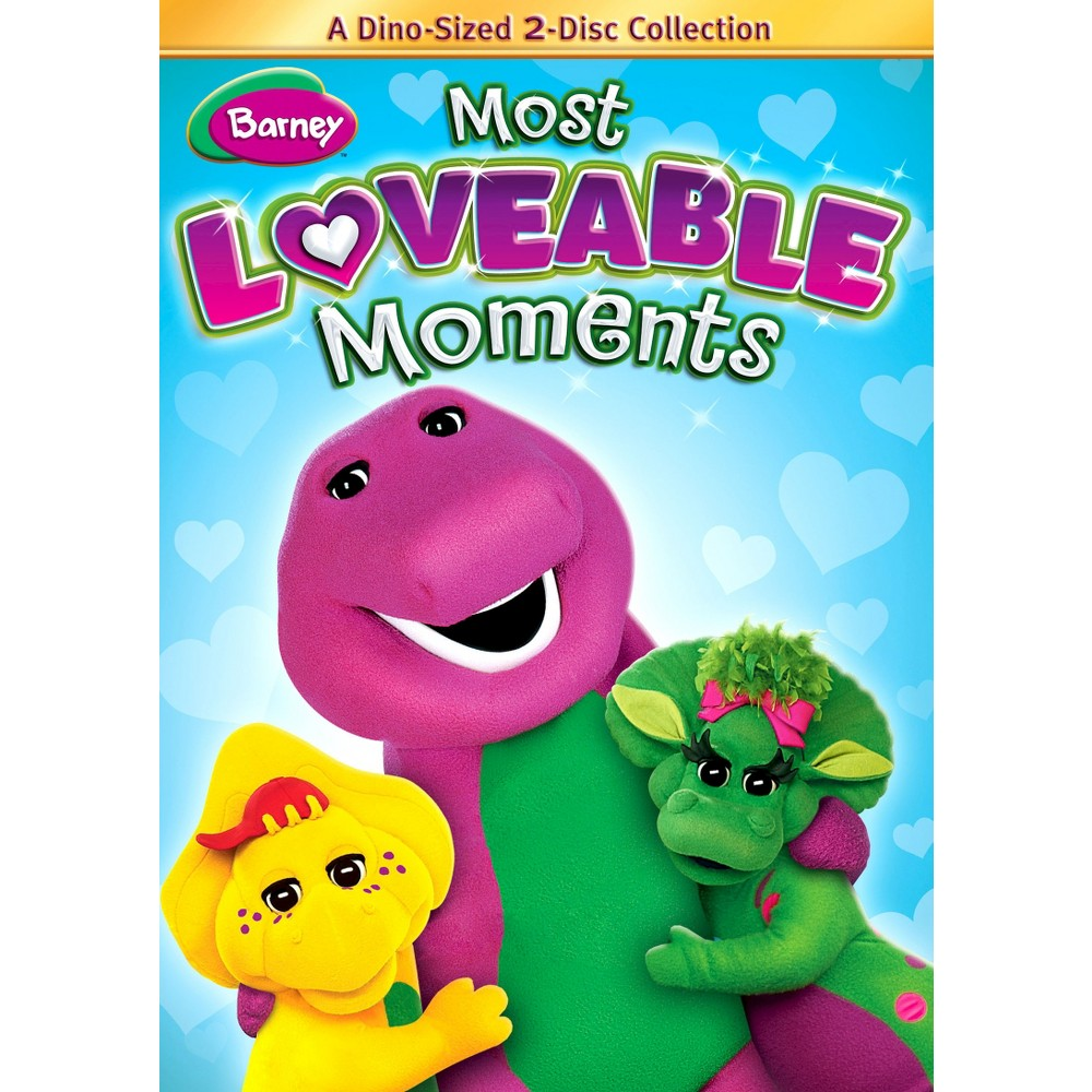 Barney: Most Loveable Moments [2 Discs]