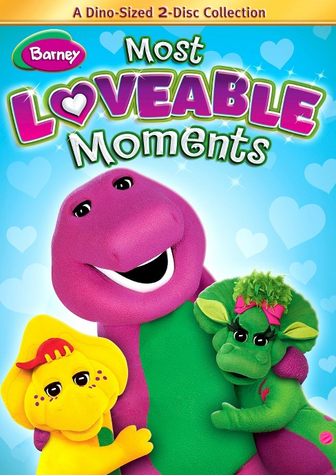Barney: Most Loveable Moments [2 Discs] - image 1 of 1