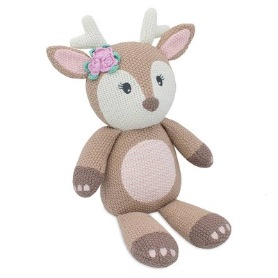 Living Textiles Baby Stuffed Animal - Fiora Fawn