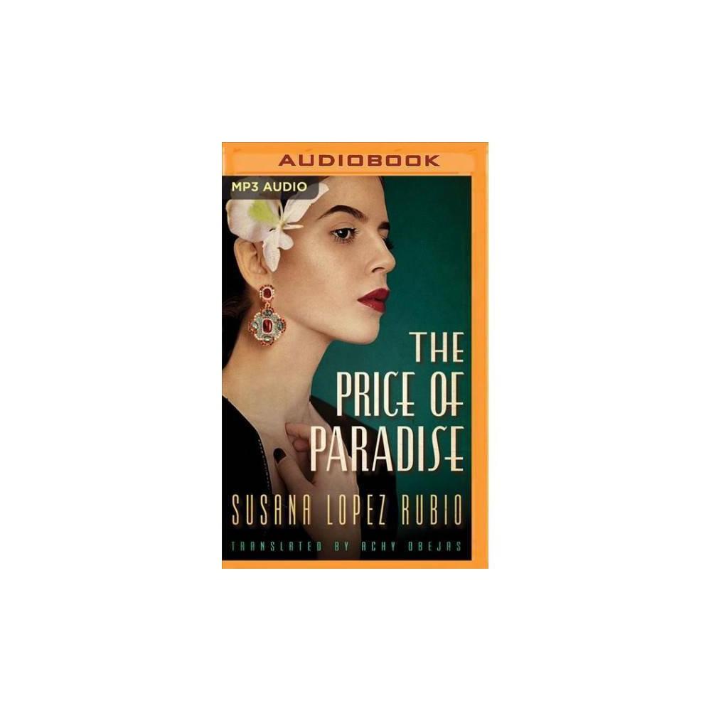 Price of Paradise - MP3 Una by Susana Lopez Rubio (MP3-CD)